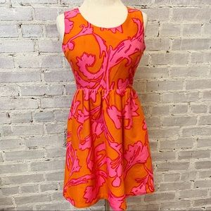 Julie Brown fit and flare dress